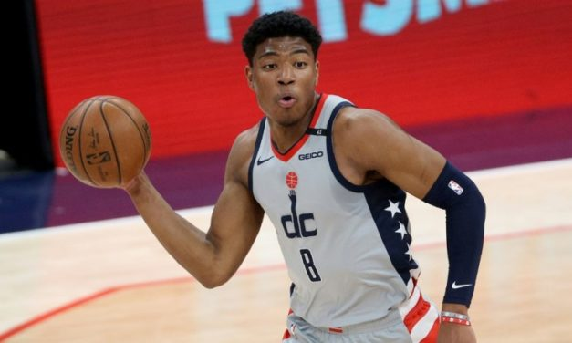NBA's Hachimura Gets Racist Messages 'Almost Every Day'