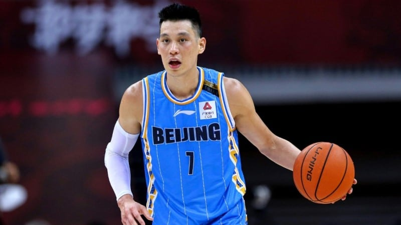 NBA Star Jeremy Lin