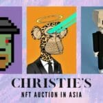 Christie's to Hold First NFT Auction in Asia