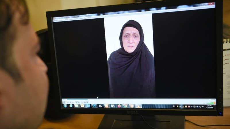 Nasreen a Taliban Member