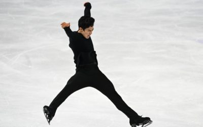 Chen Wins Third Straight Figure Skating World Title as Hanyu Slips