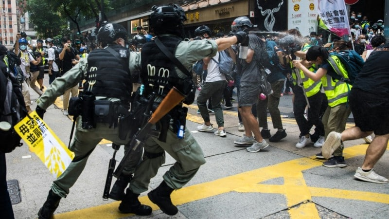 National Security Law in HongKong