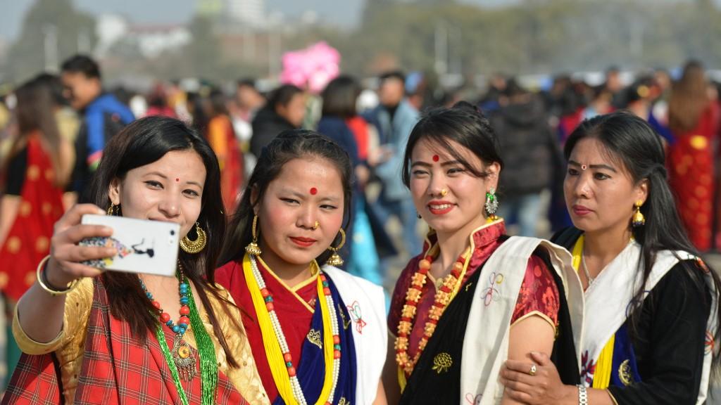 Nepal - Tamang Sonam Losar - S Pakhrin