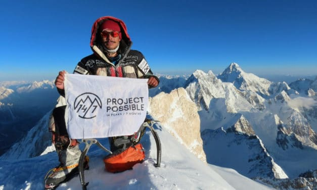 Nepali Climber Breaks Record for 14 Highest Peaks in Six Months