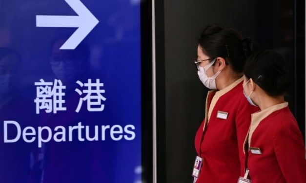 US Sounds Alarm over Hong Kong 'Exit Ban' Fears