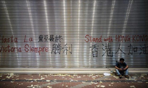 China to Set Up 'Security Agency' in Hong Kong