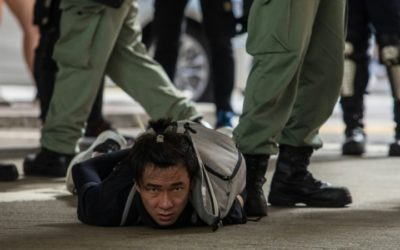 Hong Kong Makes First Security Law Arrests as Thousands Defy Protest Ban