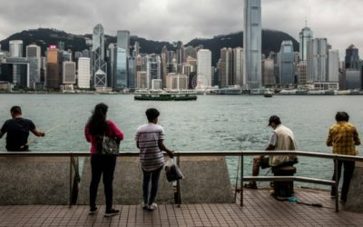 'Not the City I Used to Know': Why Some Hong Kongers are Leaving