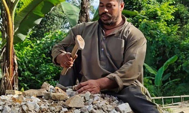 Indian National Wheelchair Cricketer Turns Laborer in Lockdown
