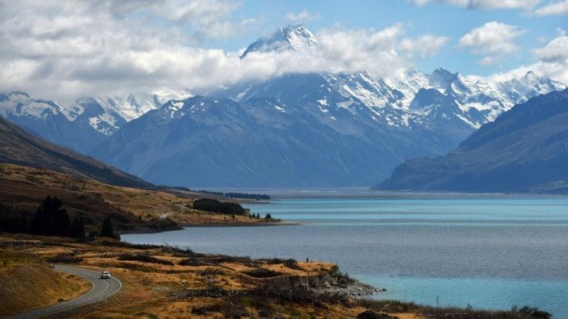 New Zealand's Rugged Beauty