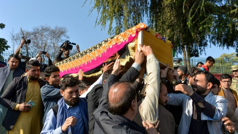 News Anchor Malalai Maiwand