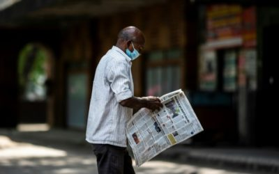 Pandemic May Finally Brings the End to India's Newspapers