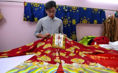 The Vietnamese Designer Convincing the Young to Choose Tradition