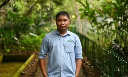 Vietnam's Pangolin Defender Wins Top Environmental Prize