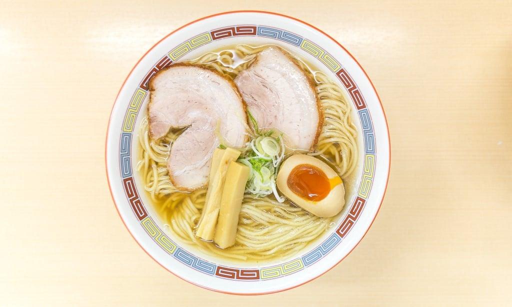Niboshi Rame - En Ramen, Japan ©City Foodsters