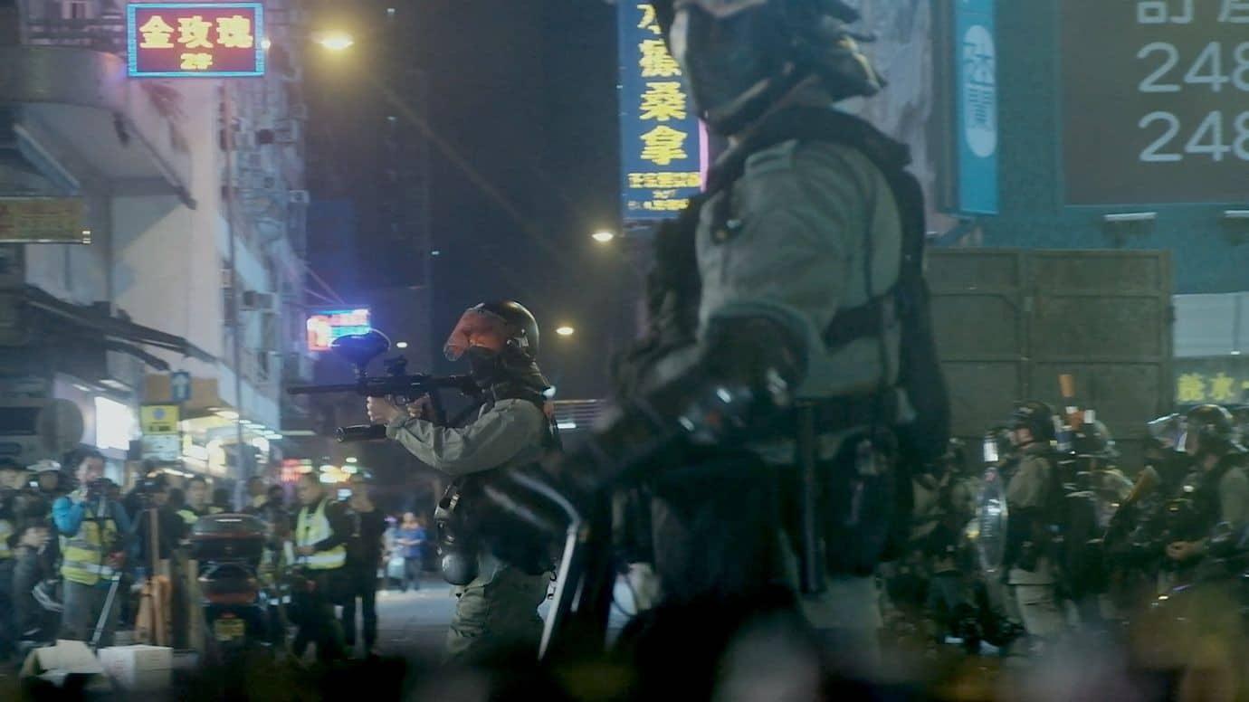 Night is Young - Hong Kong Film