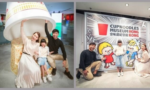 You Can Now Visit Cup Noodles Museum in Hong Kong