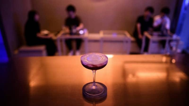 Non-Alcoholic Bar in Japan
