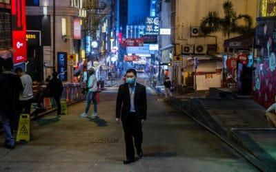 Hong Kong Bars Non-Residents, Limits Alcohol Over Virus