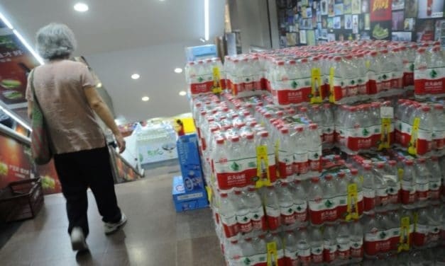 Bottled Water Billionaire Unseat Jack Ma to Become China's Richest