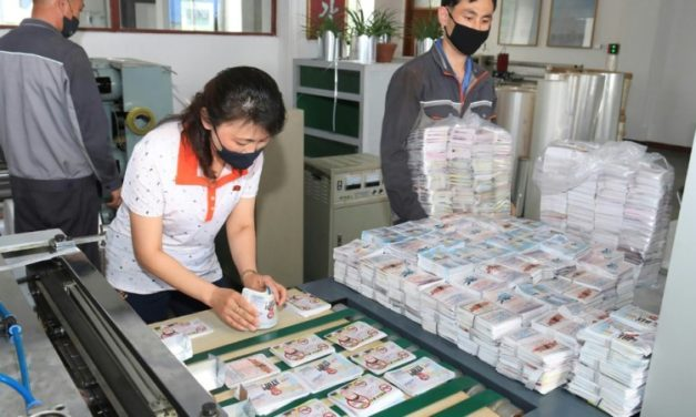 North Korea Ready to Send Millions of Leaflets to South