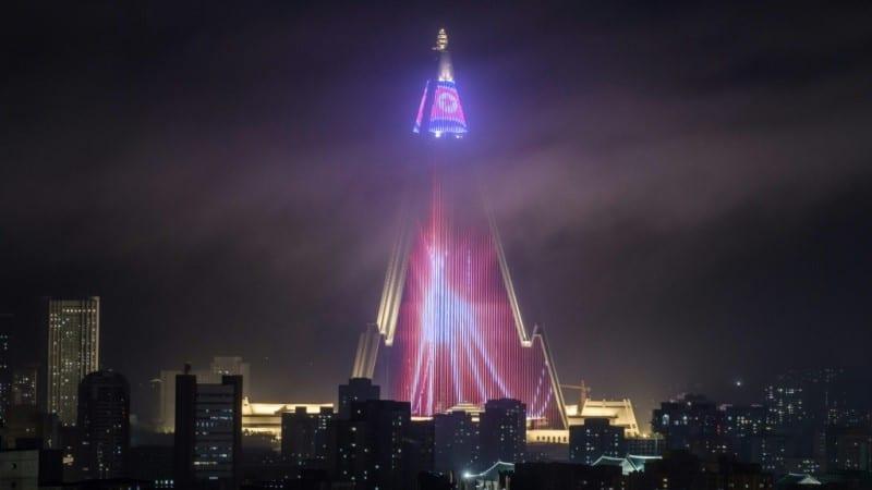 North Korea's Capital Pyongyang