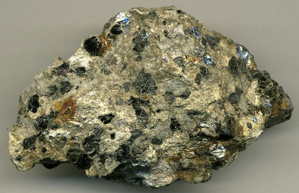 Okaite (Oka Carbonatite Complex)