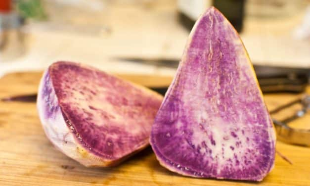 The Okinawa Purple Potato May be the Key to Living to 100