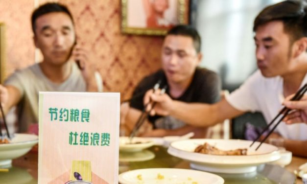 Operation Empty Plate: China's Campaign on Food Waste