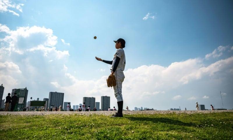 Ota Dreams Pitcher Yushin Yoshimoto