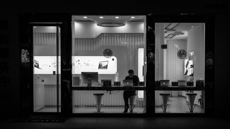 'Overtime' Shandong, China ©Gauthier Delecroix