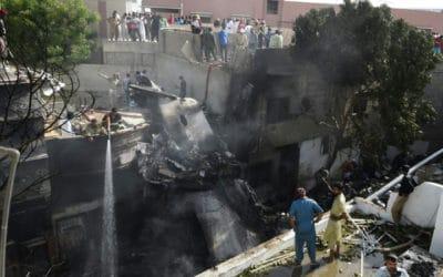 Distracted Pilots Chatting on Coronavirus Blamed for Deadly Pakistan Plane Crash