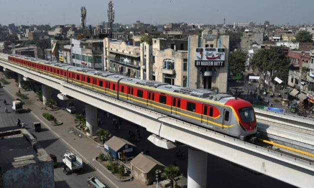 Pakistan Opens First Metro Line after Years of Delays