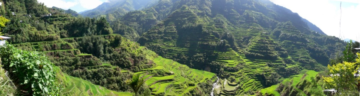 Banaue Rice Terraces Philippines - CC
