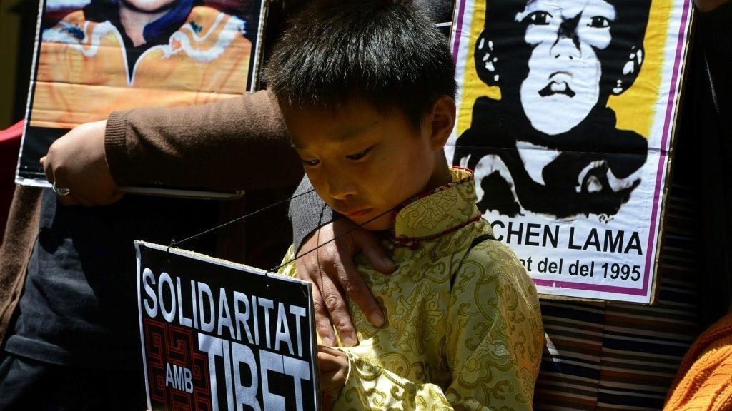 Panchen Lama Protester.afp