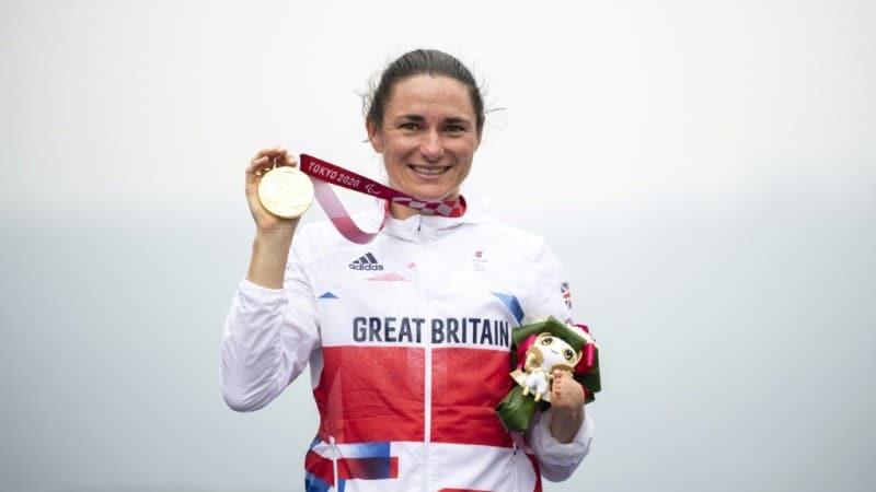 Paralympian Cyclist Sarah Storey