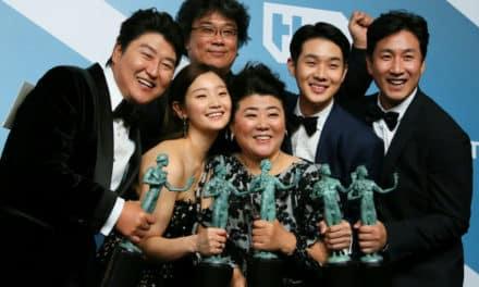 'Parasite' Makes History Again Takes Top Prize at the Sag Awards