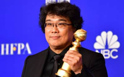 'Parasite' Wins Korea's First Golden Globe for Best Foreign Film