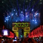 Fireworks, Smoke and Tear Gas as 2020 Begins With a Bang