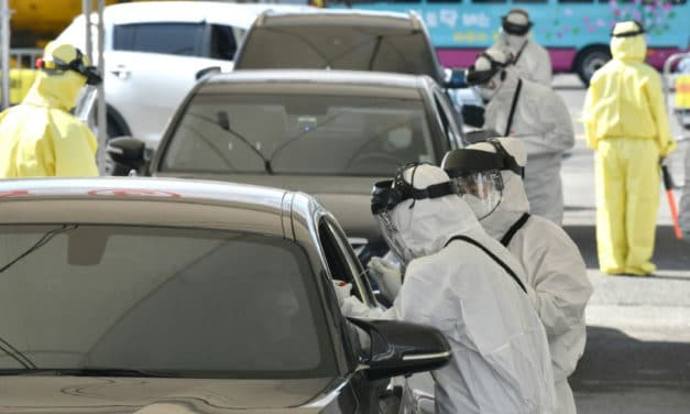 Citizens Private Information Exposed in South Korea's Virus Fight