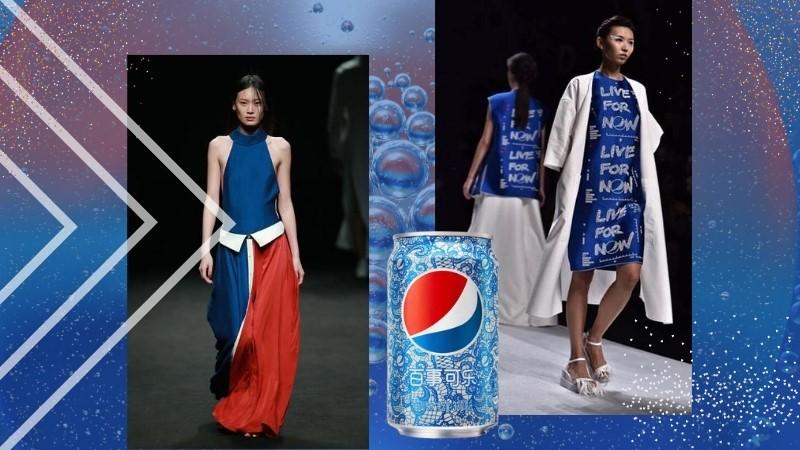 Pepsi x Shanghai Fashion Week - Breaking Asia