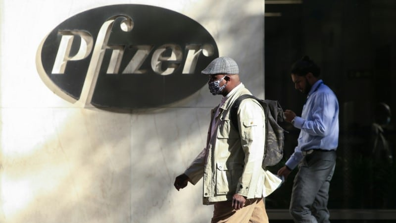 Pfizer in New York