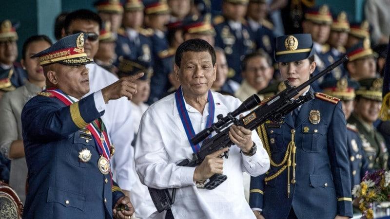 Philippine President Rodrigo Duterte.afp