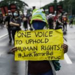 Activists, Citizens Terrified by Philippine's New Anti-Terror Bill