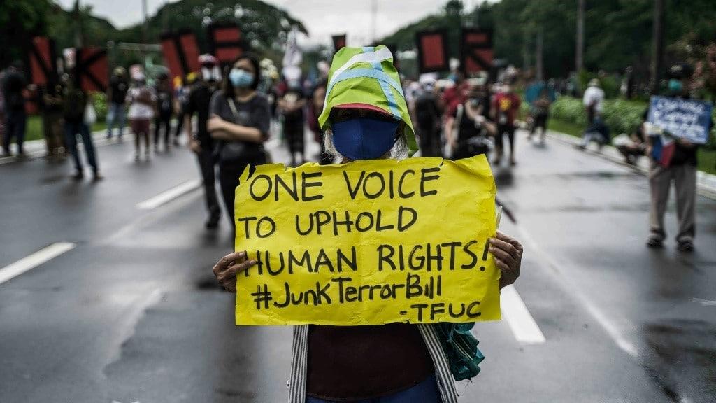 Philippines' JunkTerror Bill