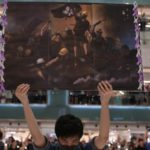 World Press Photo Exhibition Featuring Images from Hong Kong's Protests Shut down in Macau