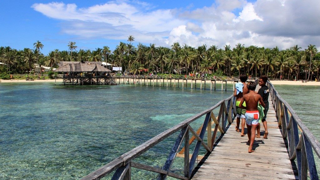 Photos from the Globetrotter TV Philippines island of Siargao