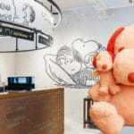 Peanuts Hotel Releases Pink Snoopy to Celebrate 2nd Anniversary