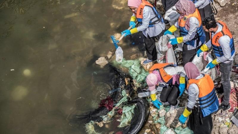 Plastic a Pollution Crisis