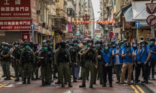 Hundreds Arrested after Postponed Hong Kong Elections